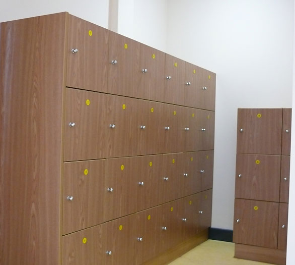School Wooden Lockers From Fitlockers Schools Page